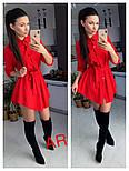 Женское платье-туника (расцветки), фото 4