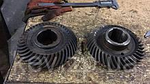Конические шестерни с круговым зубом в вертикальную фрезерную головку (ВФГ) фрезерных станков 6р12