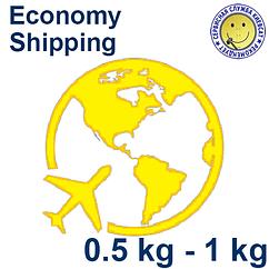 Эконом доставка посылки  0.5 kg - 1 kg
