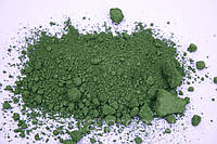 Пигмент красящий оксид хрома для гипса и бетона ЗЕЛЕНЫЙ