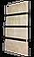 Керамический полотенцесушитель LIFEX ПСК600 (бежевый мрамор), фото 6