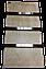 Керамический полотенцесушитель LIFEX ПСК600 (бежевый мрамор), фото 8