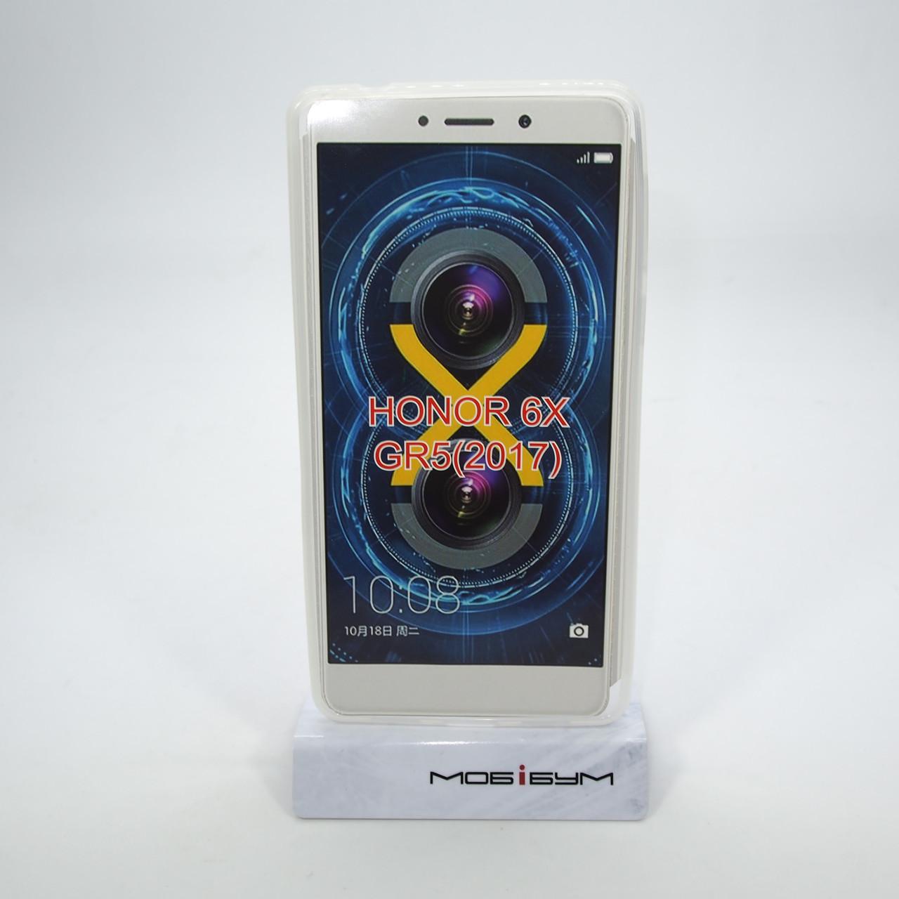 Чехол TPU Huawei GR5 2017 white