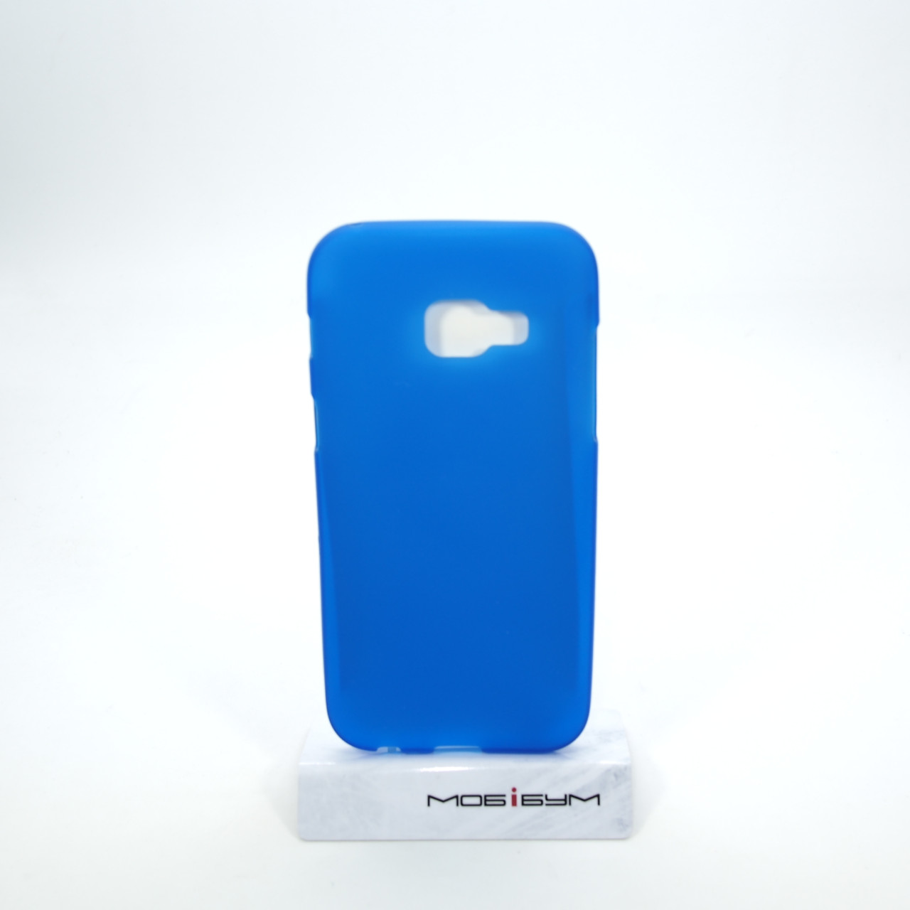 TPU Samsung A320 blue
