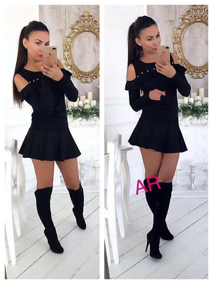Женская  стильный свитер качество люкс (Фабричный Китай)  Код В606-1028