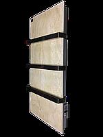 Керамический полотенцесушитель LIFEX ПСК600 (бежевый мрамор) Warm Towel