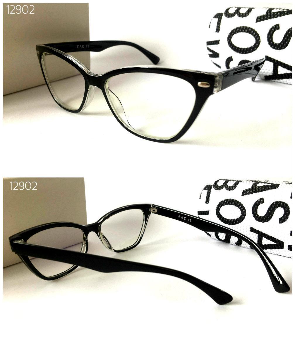 1700777f6a98 Стильные очки компьютерные черная оправа