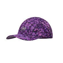 Кепка Buff Pro Run Cap r-adren purple lilac