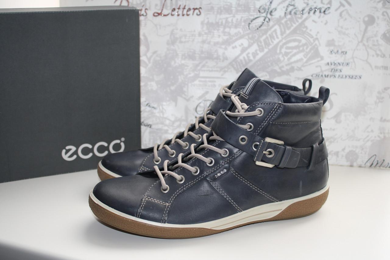 d59257a09bb992 ШКІРЯНІ чоловічі черевики ECCO (ОРИГІНАЛ), цена 1 950 грн., купить ...