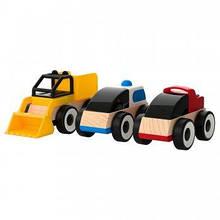 Дерев'яна яні іграшки