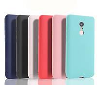 TPU чехол Candy для Xiaomi Redmi 5 Plus (5 Цветов)