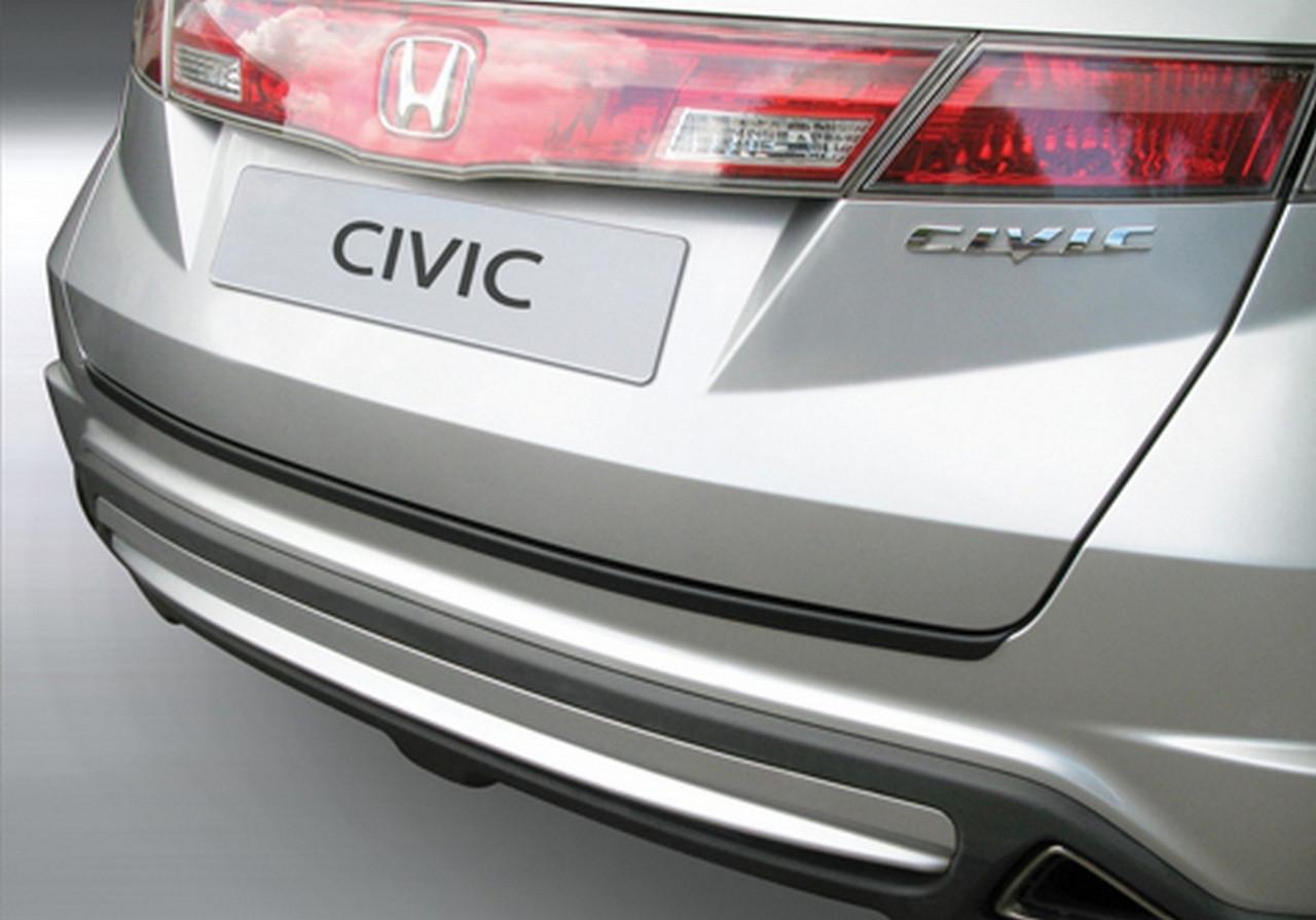 RBP525 Honda Civic 2006-2011 rear bumper protector