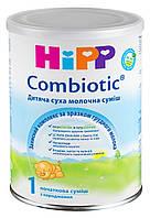 Детская сухая молочная смесь HiPP Combiotic 1 базовая 12*350 гр