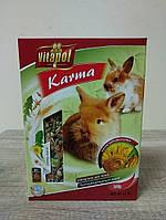 Полнорационный корм для кроликов Vitapol Karma, 500 г, фото 2