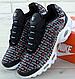 "Кроссовки мужские Nike Air Max Tn Plus Black ""Just Do It"" ,найк аир макс тн  , фото 2"