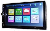 Автомагнитола 2Din Pioneer 7018B 7'' Экран + рамка USB Bluetoth, фото 1