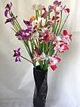 Орхидея Искусственная  8 цветков , фото 2