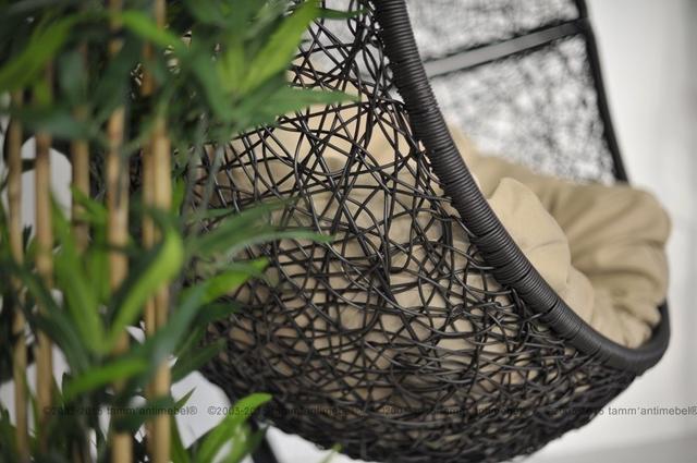 крісло з ротанга підвісне купити