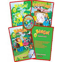Bingo! Student's book Уровень 1 Юлия Иванова, Jim Whalen (рус)