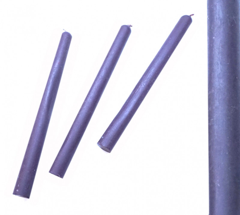 Свеча Фиолетовая