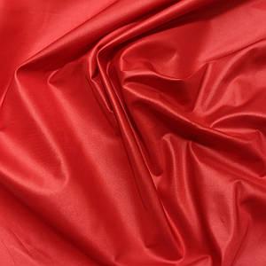 Плащевая ткань лаке красная
