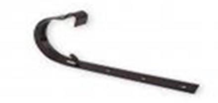 Кронштейн жолоба сталевий RainWay 90мм, фото 2