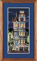 Набор для вышивания Dimensions 13666 Victorian Charm Cross Stitch Kit