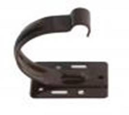 Кронштейн желоба стальной RainWay 130мм малый М1, фото 2