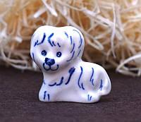 Фигурка из керамики Лев