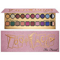 Палитра теней Too Faced Then and Now