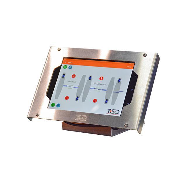 Управление по WiFi + тач-панель TiSo