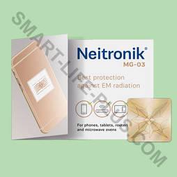 Нейтроник (Neitronik) 5GRS - новая модель из линейки средств защиты от электромагнитных излучений