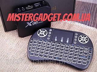 Приставка TV Box X96 Mini з пультом AirMouse i8
