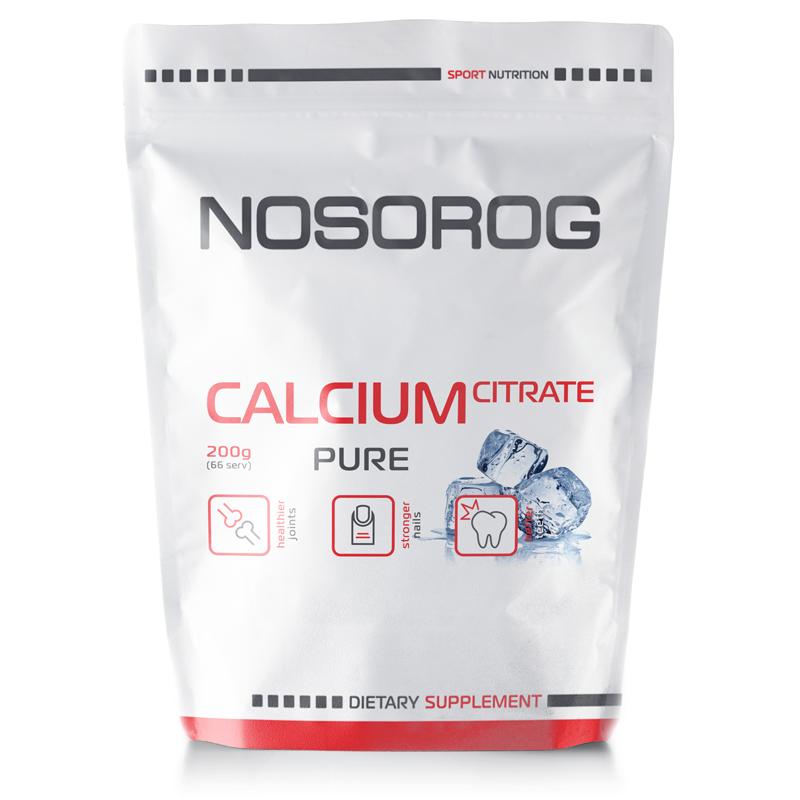 Минералы NOSOROG Сalcium Citrate 200 g