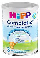 Детская сухая молочная смесь HiPP Combiotic 3 последующая 12*350 гр