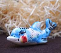 Фигурка Дельфинчик керамическая