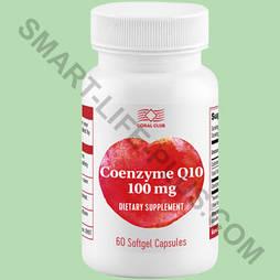 Коэнзим Q10 - для сердца, активности, выработки АТФ и замедления процесса старения
