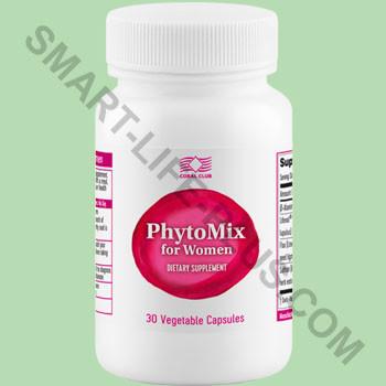 ФитоМикс (PhytoMix for Women) - при климаксе и менопаузе , профилактика и лечение