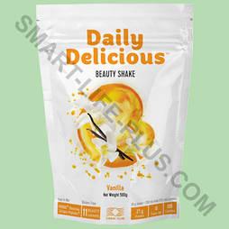 Дейли Делишес Бьюти Шейк Ваниль (Daily Delicious Beauty Shake Vanilla) - молочный коктейль с коллагеном