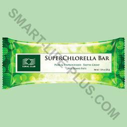 СуперХлорелла Бар (SuperChlorella Bar) - вкусный, полезный и питательный батончик