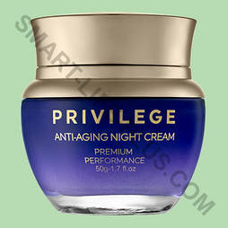 Privilege антивозрастной крем для лица и шеи омолаживающий ночной (Privilege Anti-Aging Night Cream)
