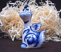 Статуэтка из керамики Дракон Олвейс