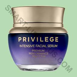 Антивозрастная сыворотка для лица и шеи (интенсивная) с экстрактом кофе (Privilege Intensive Facial Serum)