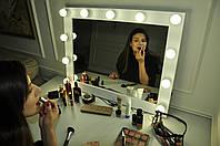 Зеркало с подсветкой для макияжа А1