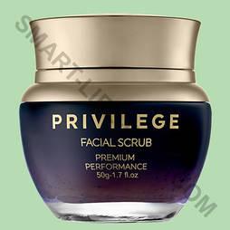 Privilege Скраб для лица (Privilege Facial Scrub) - натуральный скраб для ухода за лицом и омоложением кожи