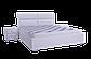 Ліжко Zevs-M Камалія, фото 4