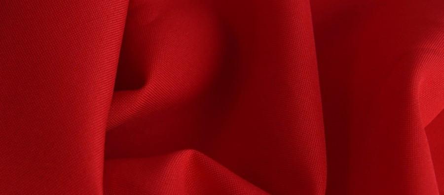 Габардин червоний