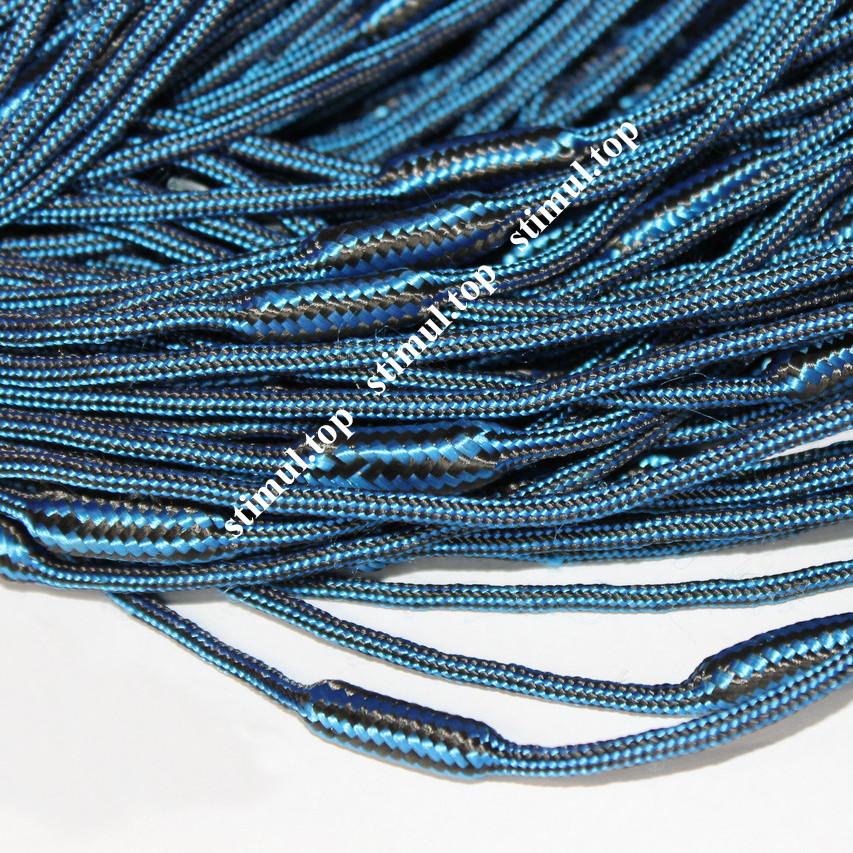 Шнур для сетей 27 гр/м (2 г-ла/м) ➤ грузовой ➤ посадочный ➤ тонущий ➤ шнур для рыболовных сетей утяжеляющий