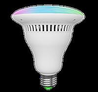 Смарт лампа с Bluetooth динамиком! Смарт ЛЭД лампочка - Свет, Музыка, Светоцветовые эффекты, фото 1