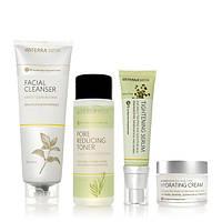 Essential Skin Care System With Hydrating Cream / «Уход за кожей» Комплект с увлажняющим кремом, 4 продукта